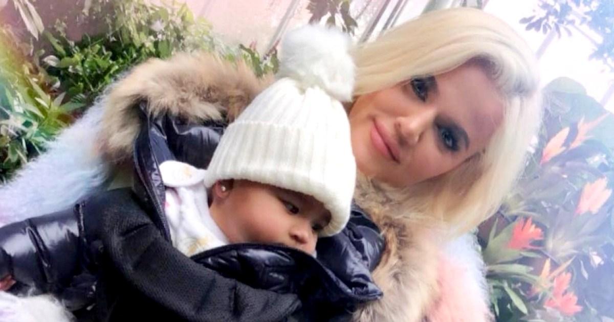 Khloe Kardashian Teaches Daughter Self-Love, Positive Affirmations