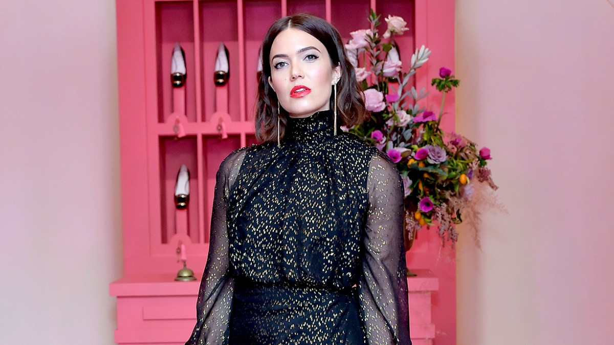 Mandy Moore Stunned at Roger Vivier's Hotel Vivier in L A