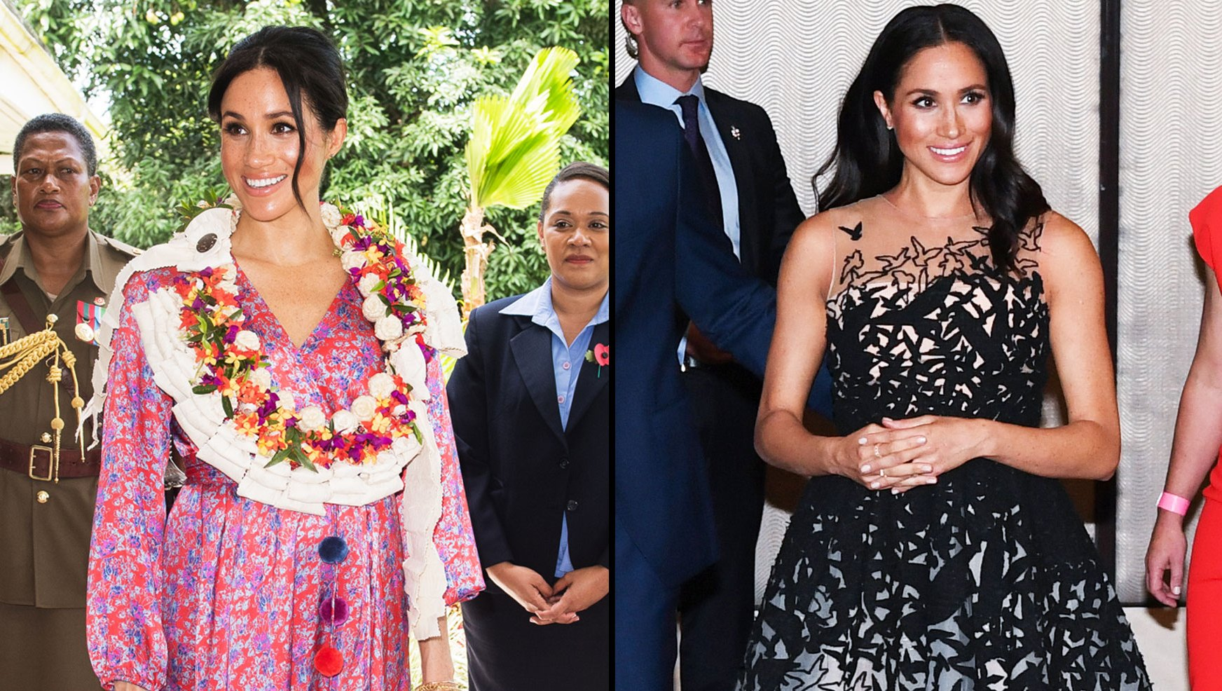 Vote: Which Duchess Meghan Maternity Look Do You Like Best?
