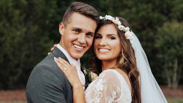 'Bringing Up Bates' Star Carlin Bates Marries Evan Stewart Wedding
