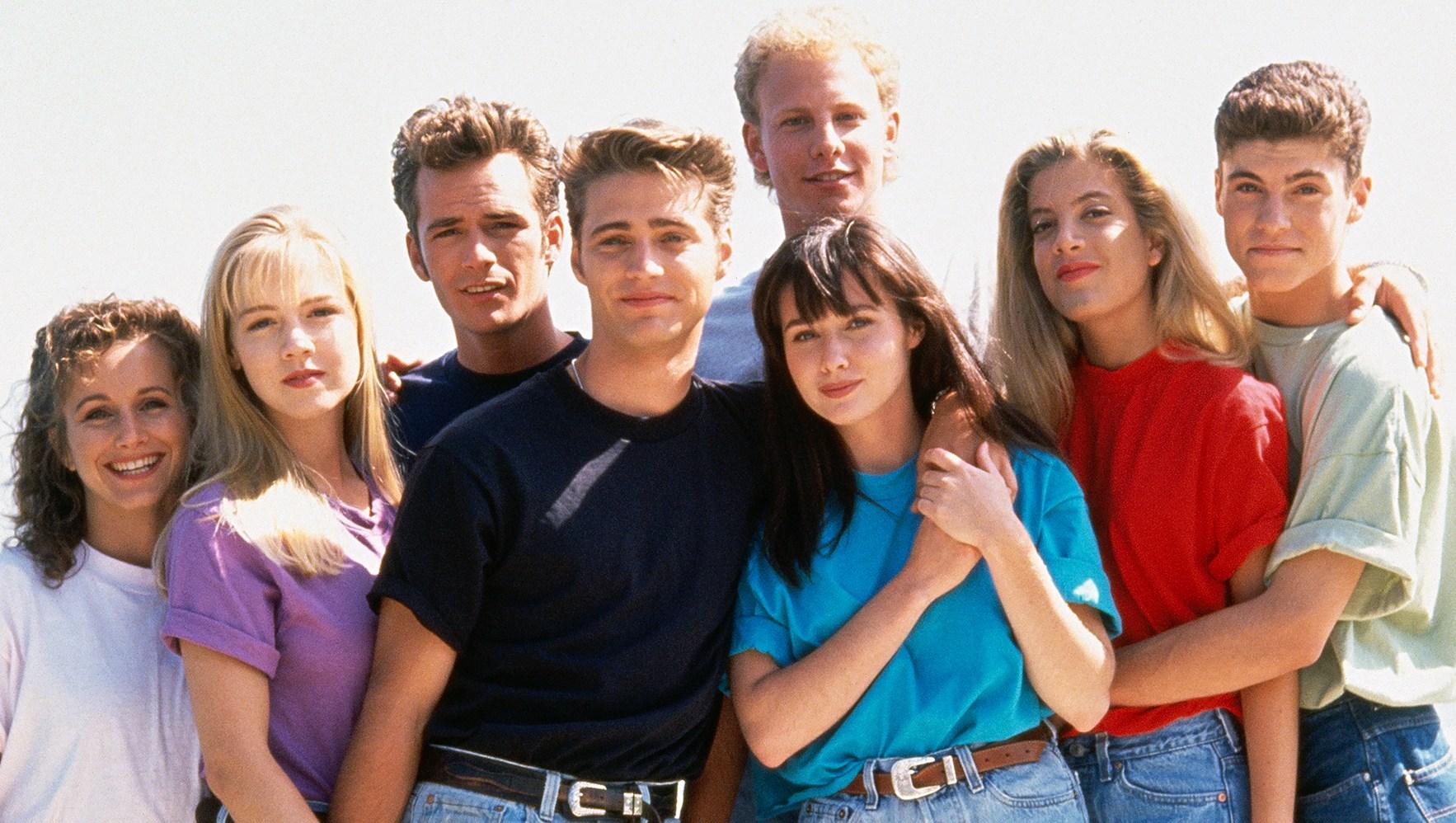 Beverly Hills 90210 Reboot Alienated Original Writers
