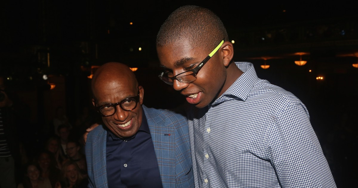 Al Roker's Son Nick 'Doesn't Let Anything Stand in His Way'