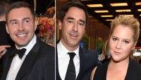 Amy Schumer Ex Ben Hanisch Speaks About Baby With Chris Fischer