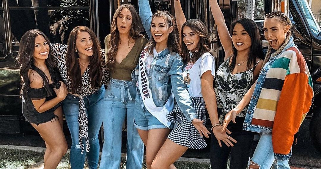 The Bachelor's Ashley Iaconetti Throws a New Kids on the Block Bachelorette Party: Pics!
