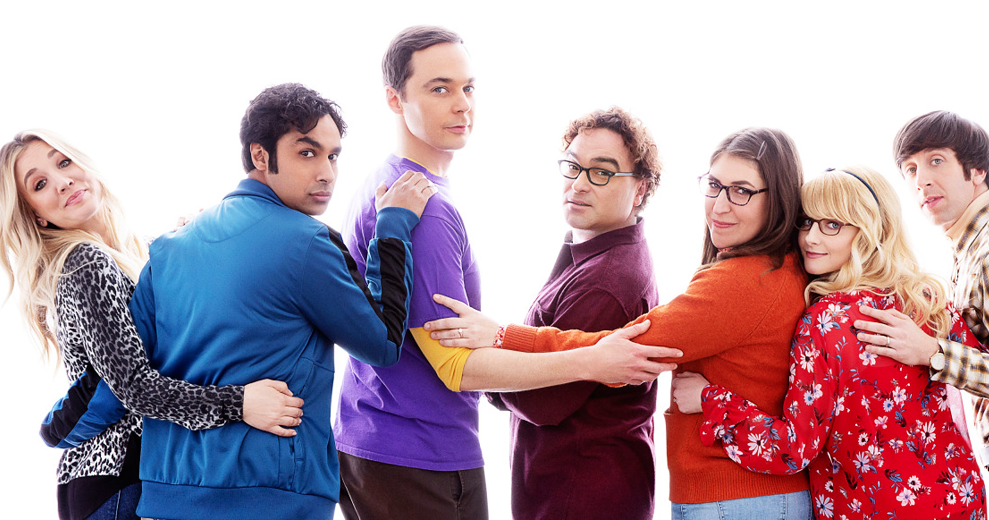 'Big Bang Theory' Cast From Season 1 to the Series Finale: Photos