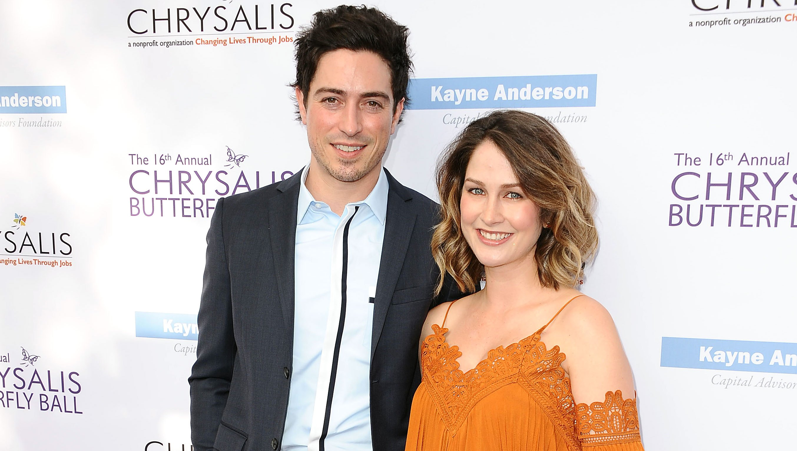 Ben Feldman Accidentally Announces That Wife Michelle Gave Birth to Baby No 2 Chrysalis Butterfly Ball