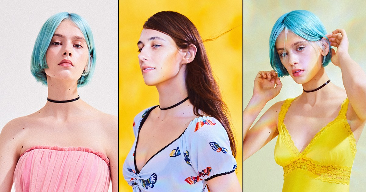 Betsey Johnson Just Recreated Some of Her Spring-Summer 1997 Runway Looks for Urban Outfitters