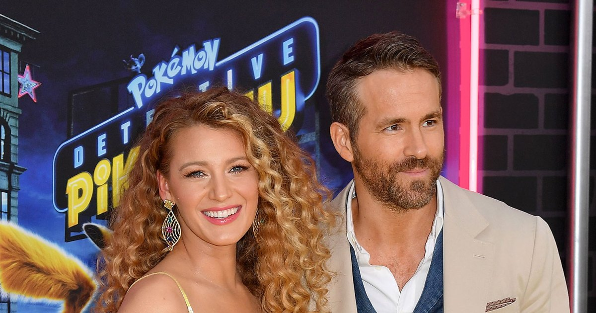 Blake Lively Is Pregnant, Expecting Baby No. 3 With Husband Ryan Reynolds