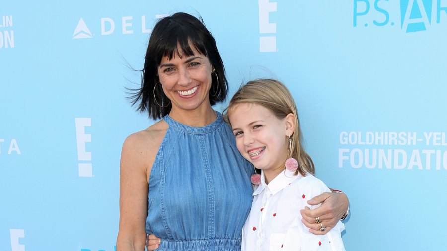 Constance Zimmer Sex Ed Talk With Daughter