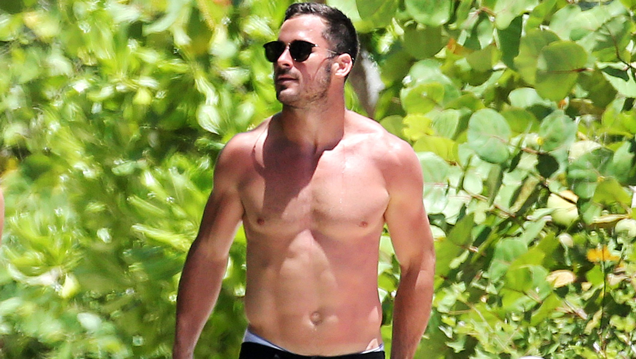 Danny Amendola's Impeccable Abs