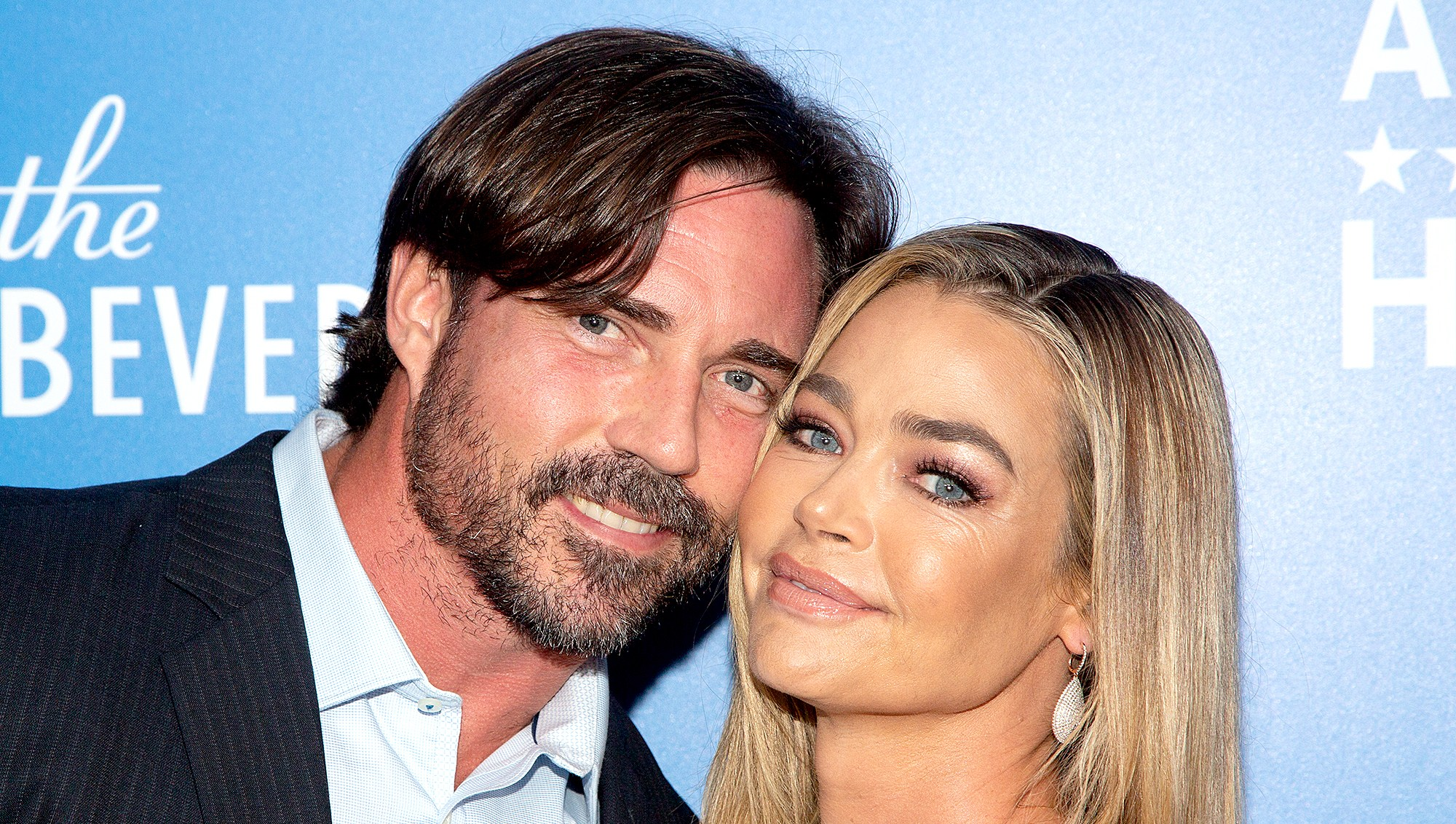 Denise Richards Encouraged Husband Aaron Phypers to Get a 'Happy Ending' Massage: 'You Have to Try It'