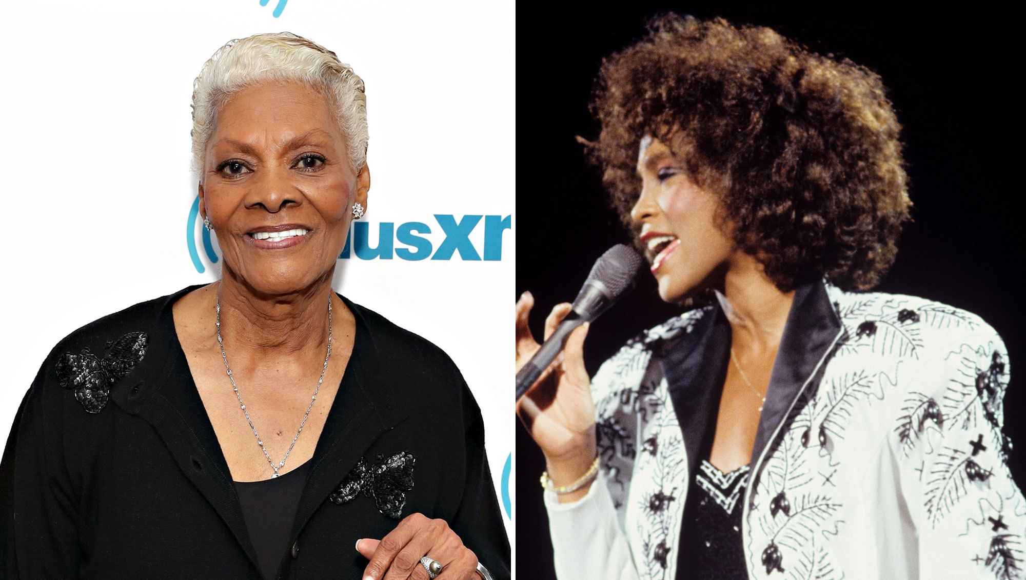 Dionne Warwick and Whitney Houston Hologram Tour Stupid