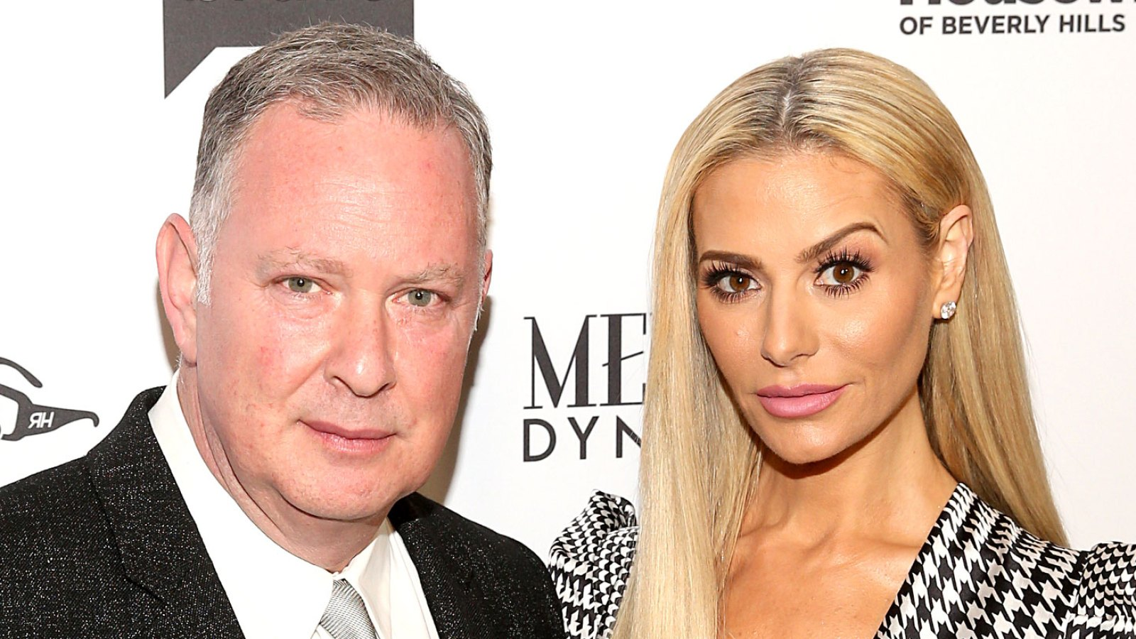 c38a33e733 'Real Housewives of Beverly Hills' Star Dorit Kemsley's Husband PK Kemsley  Ordered to Reveal Finances Amid Lawsuit