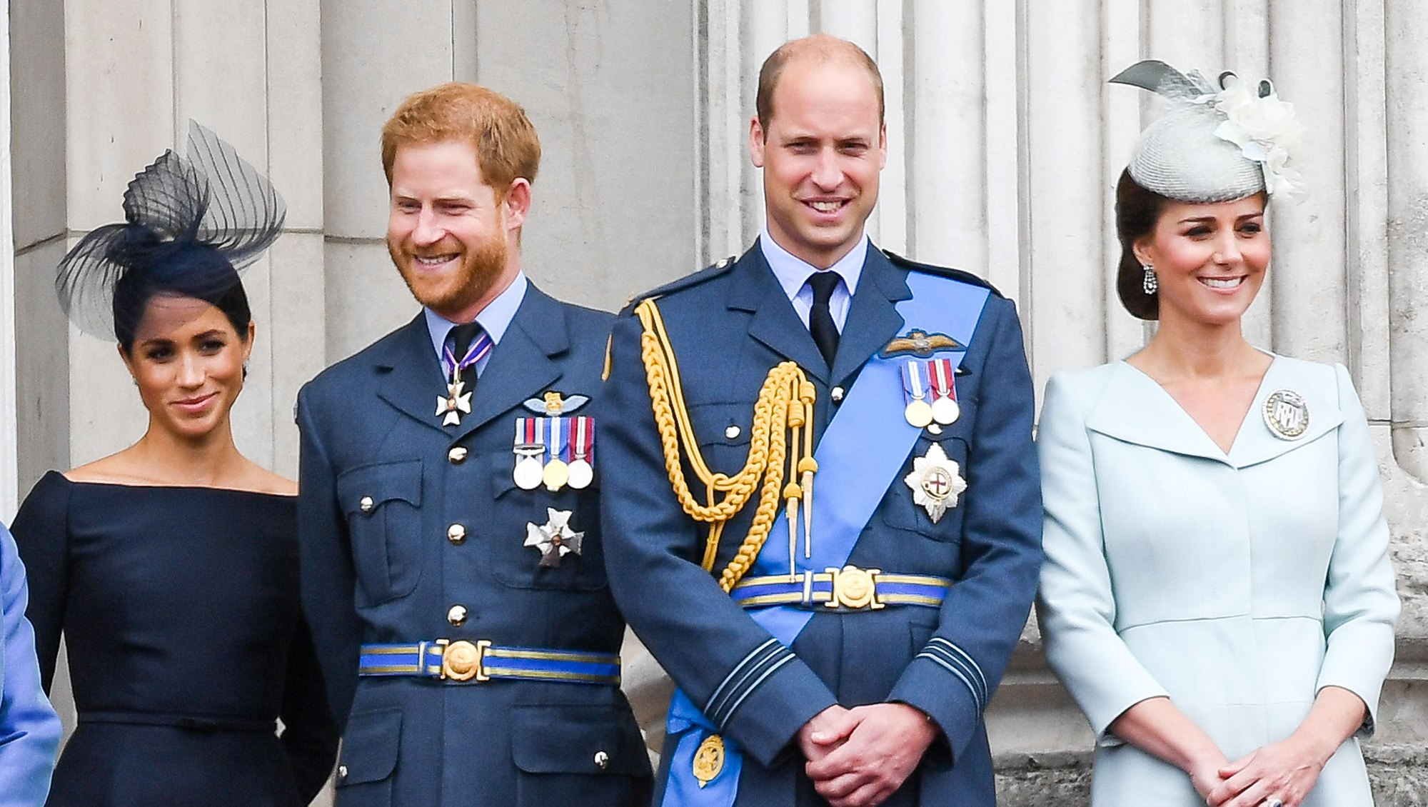 Duchess Meghan, Prince Harry, Duchess Kate and Prince William Launch Shout