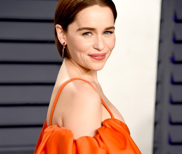 Emilia Clarke Is Sick And Tired Of Being Asked About Her Game Of Thrones Nude Scenes