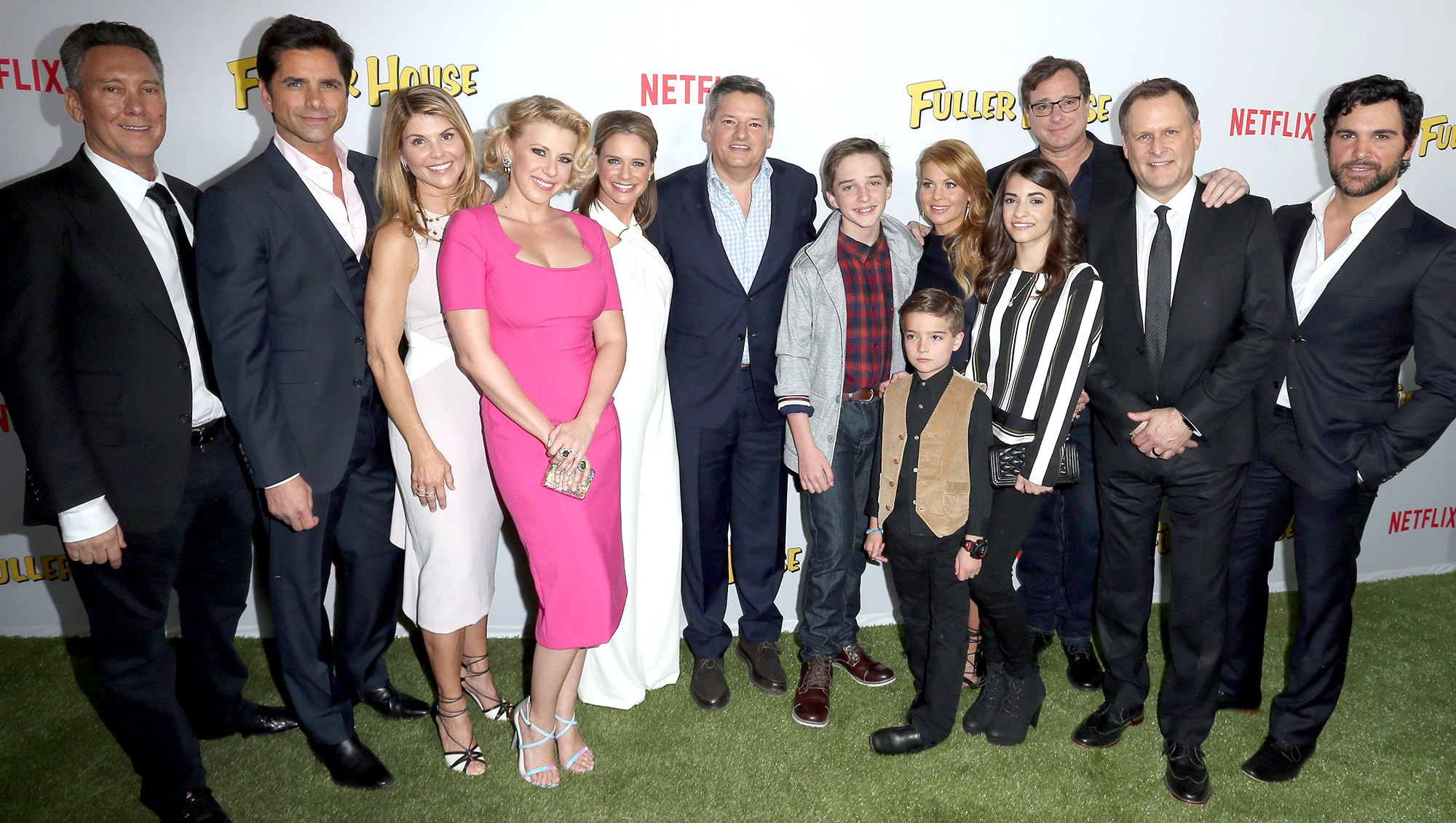 Fuller House Returns Season 5 Cast