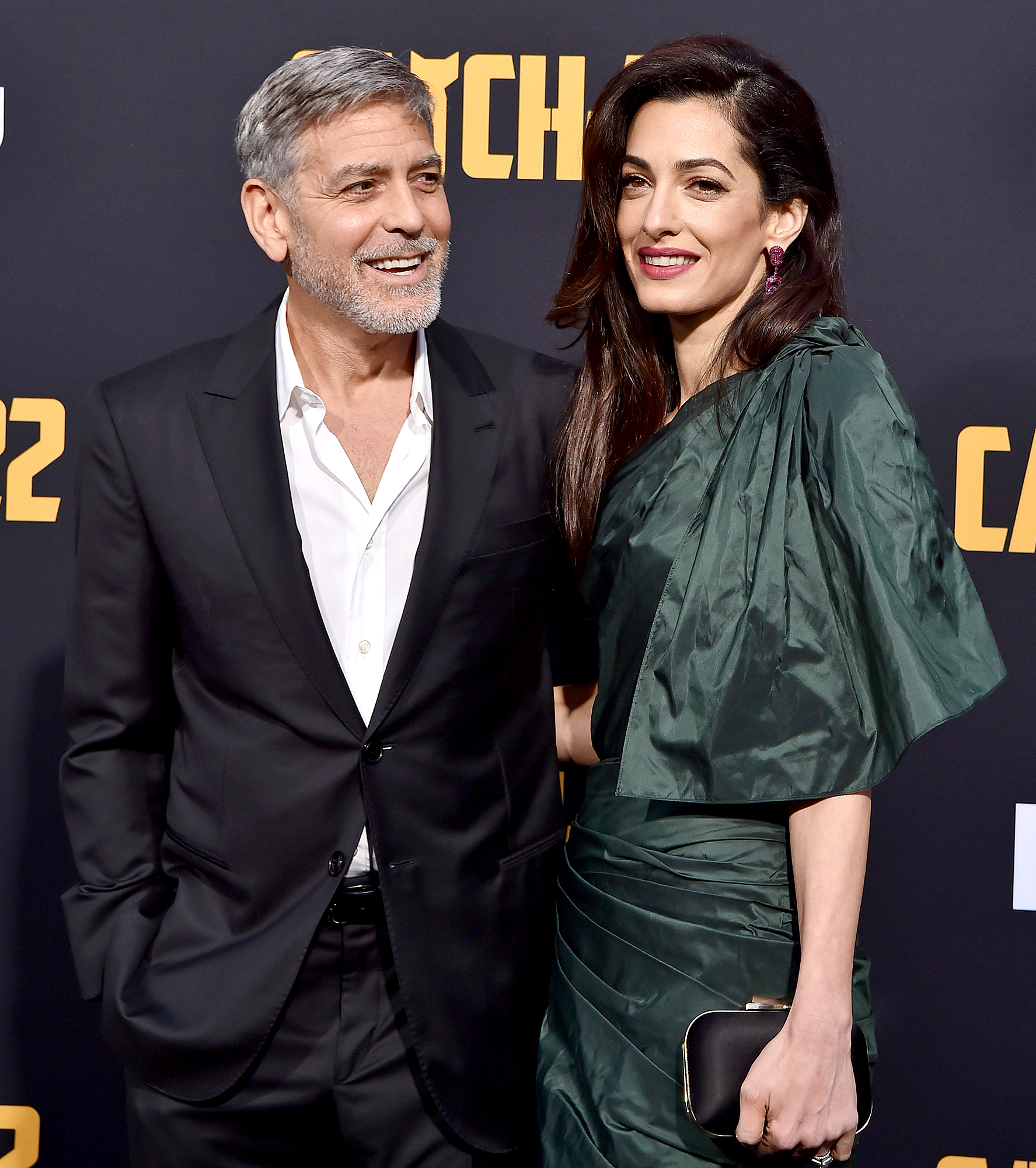 Nick Clooney 2018