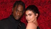 Kylie Jenner Tattoos Boyfriend Travis Scott's Arm in New Video From Birthday Party