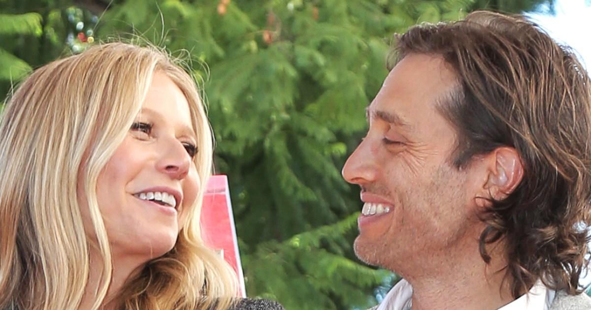 Gwyneth Paltrow's Husband Brad Falchuk Gushes Over 'Bonus Daughter'
