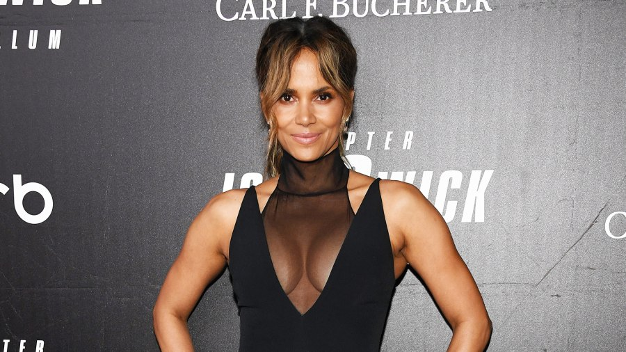 Halle Berry Baby After 40