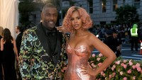 Idris Elba and Wife Sabrina Dhowre Met Gala 2019