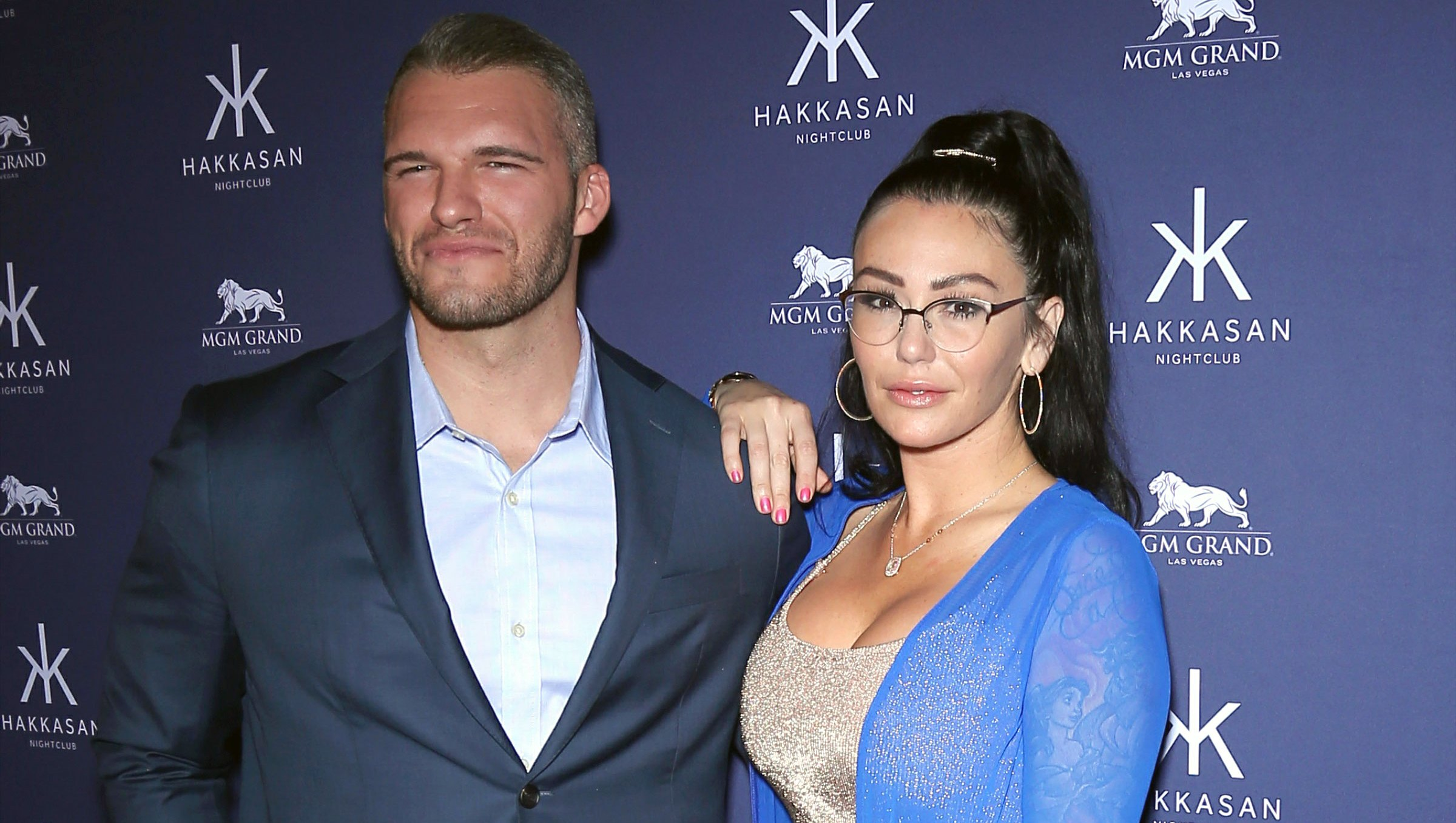 JWoww and Her BF Make Red Carpet Debut in Vegas, Party at Nightclubs