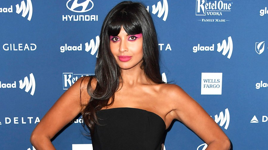 Jameela Jamil Criticized High-Fashion Designers for Making Sample Sizes Too Small