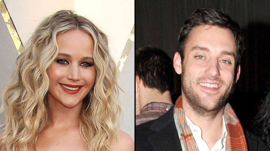 Jennifer Lawrence and Cooke Maroney Engagement Party