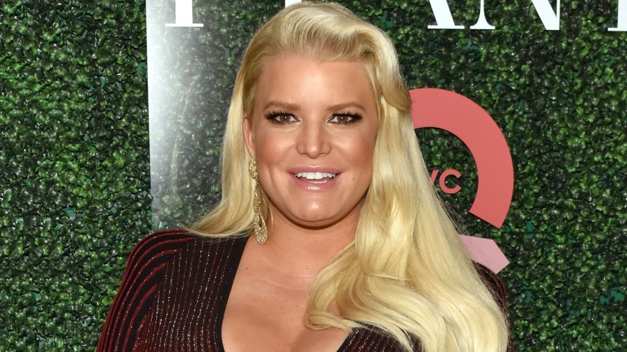 """Jessica Simpson Spends Mother's Day 2019 'Hormonally Crying' 25th Annual QVC """"FFANY Shoes on Sale"""" Gala"""