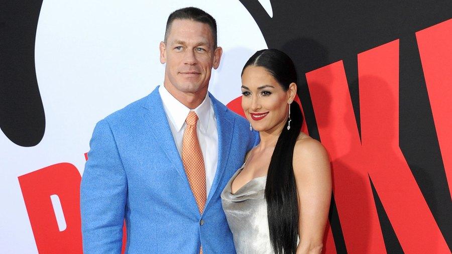 John Cena and Nikki Bella Twitter Feud