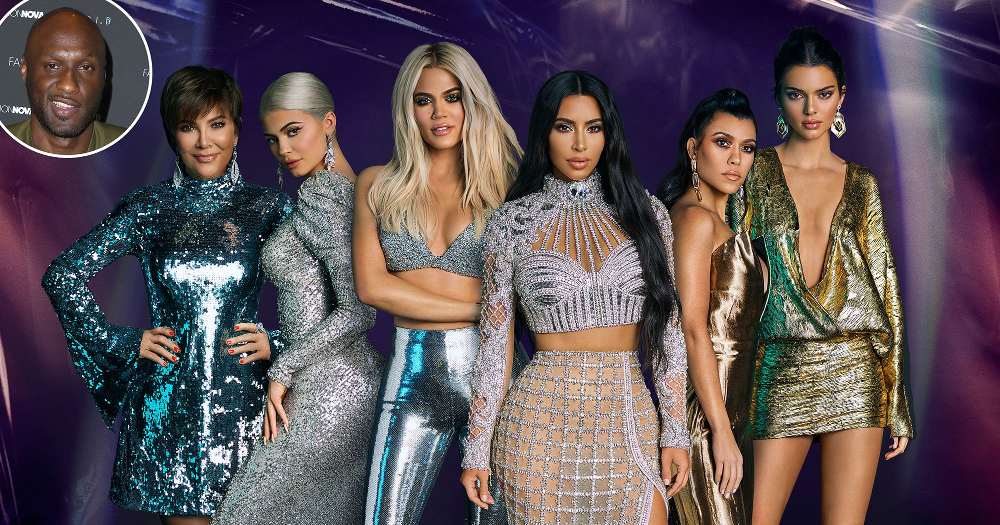 No Sweat! The Kardashians Aren't 'Worried' About Lamar Odom's New Tell-All