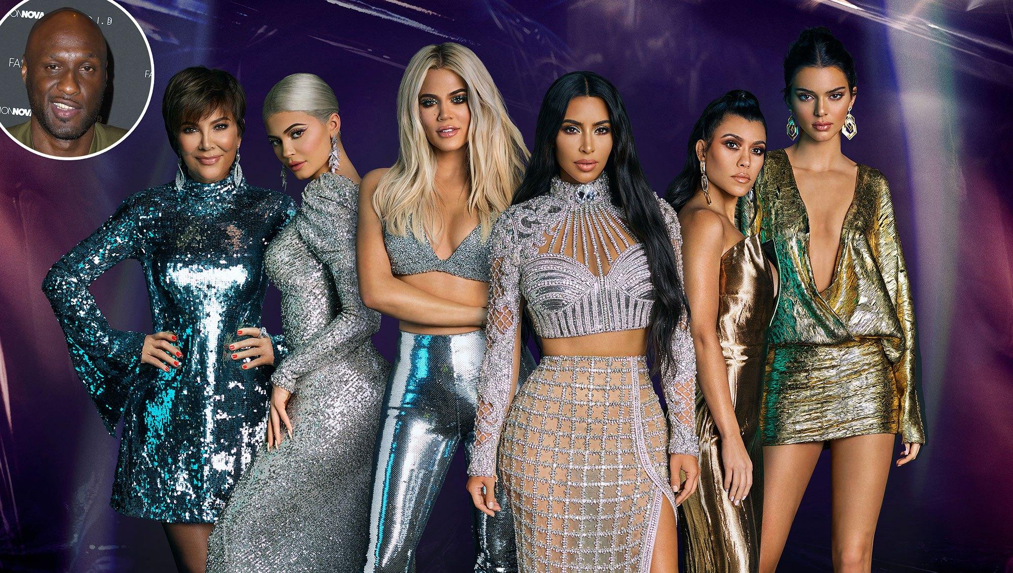 Kardashians Not Worried About Lamar Odom Book