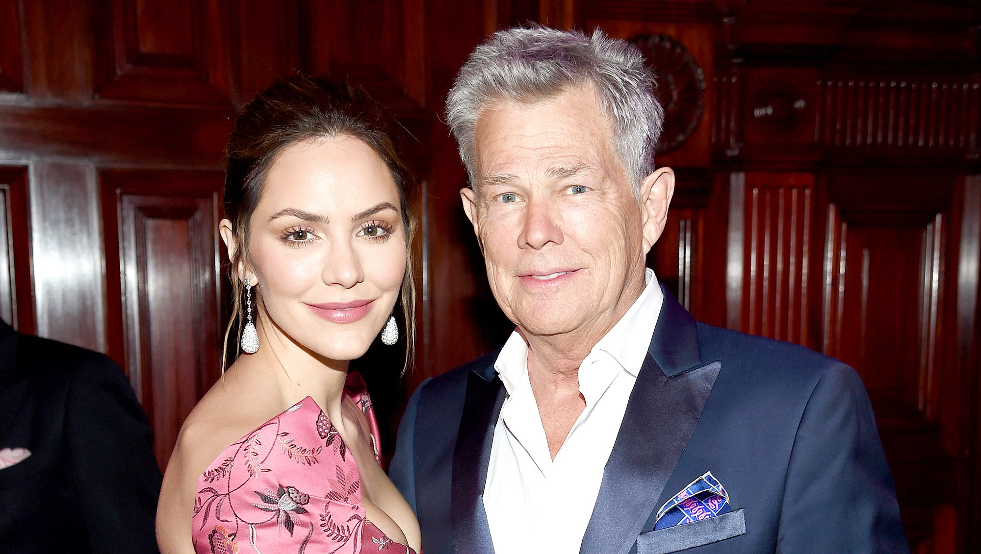 Katharine McPhee and David Foster Get Marriage License: They 'Cannot Wait' to Tie the Knot