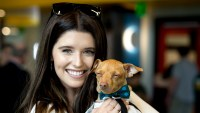 Katherine Schwarzenegger Says Dogs Prepare For Parenthood