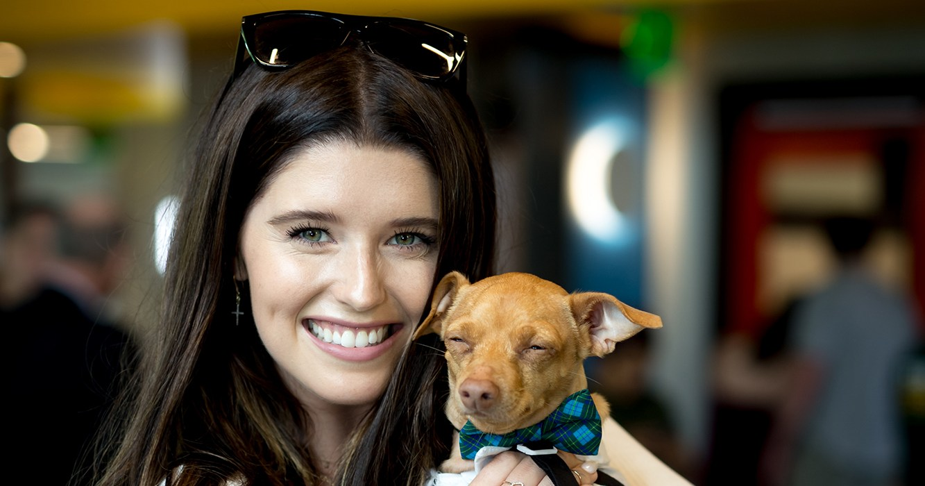 Katherine Schwarzenegger: Dogs Are Good Way to Prep for Parenthood