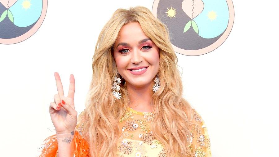 Katy Perry talks Orlando Bloom