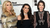 Kyle Richards, Lisa Vanderpump Respond to Camille Grammer's Tweets Real Housewives of Beverly Hills Drama