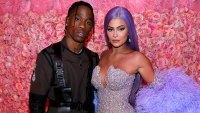 Kylie Jenner and Travis Scott Got Matching Stormi Tattoos 2019 Met Gala Celebrating Camp