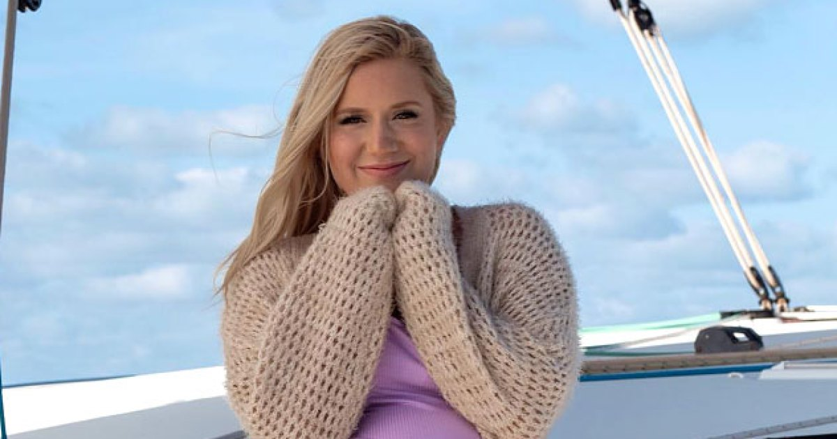 Lauren Burnham 'Upset' Baby Is Breach, Did Not Want a C-Section