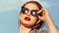 Madelaine Petsch Prive Revaux Sunglasses