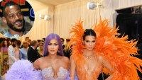 Marlon Wayans Kylie Jenner and Kendall Jenner Met Gala 2019