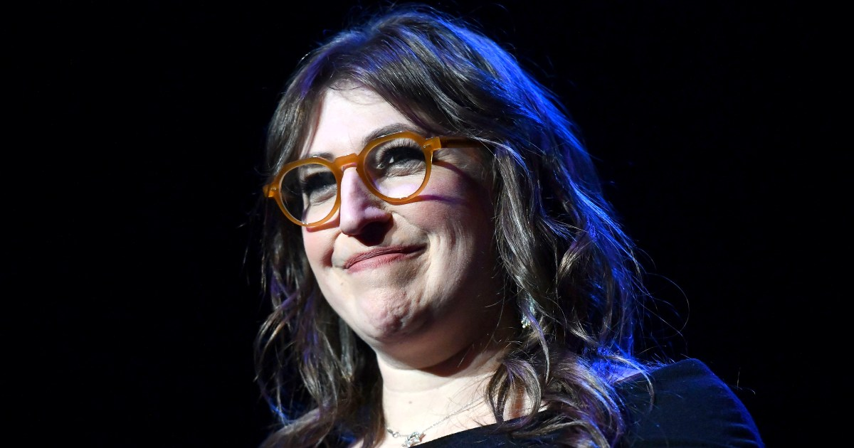 Mayim Bialik On Encouraging Others To Go Vegan: 'Start Small'