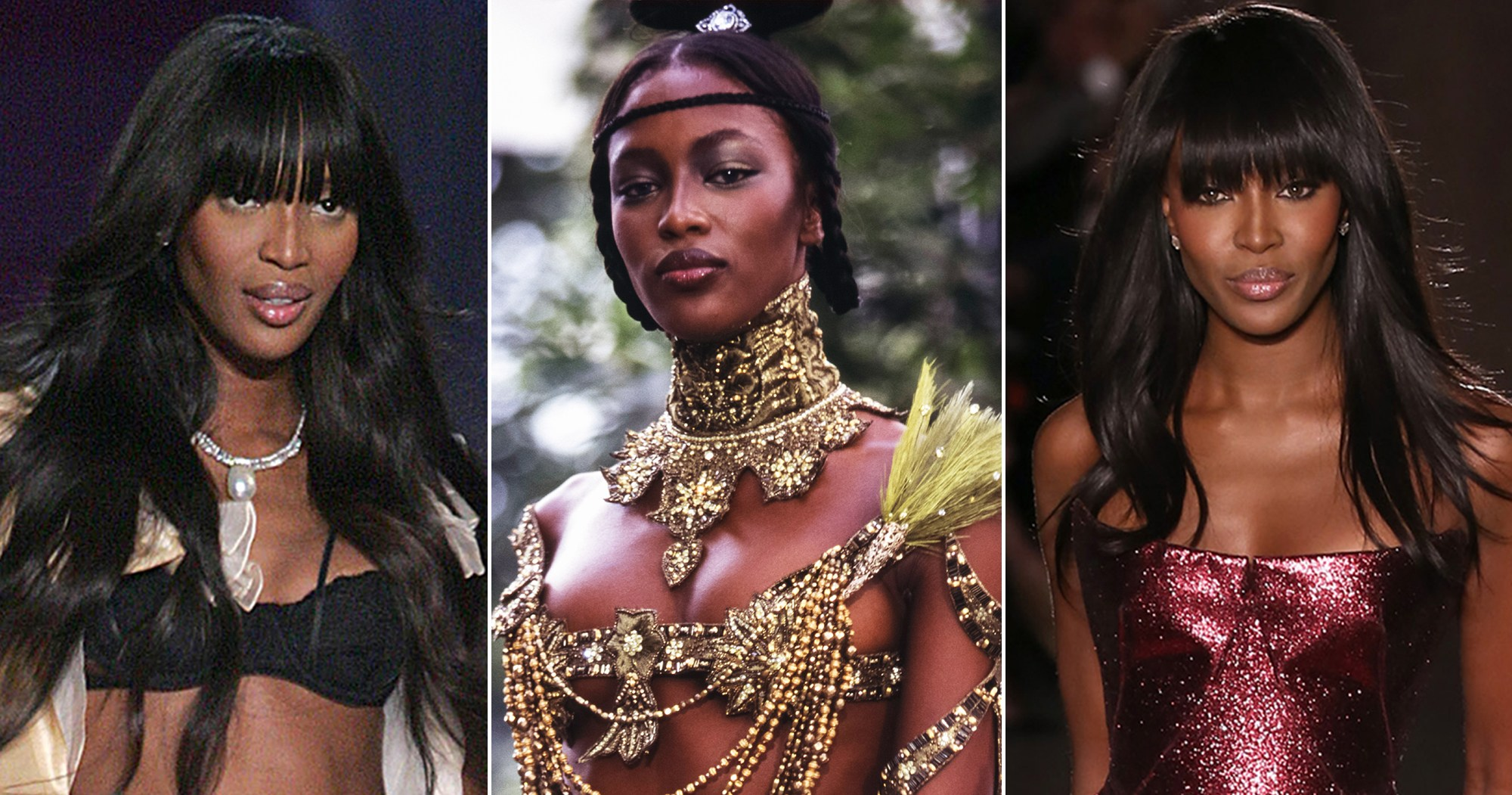 Happy Birthday, Naomi Campbell! See Her Hottest Runway Moments of All Time