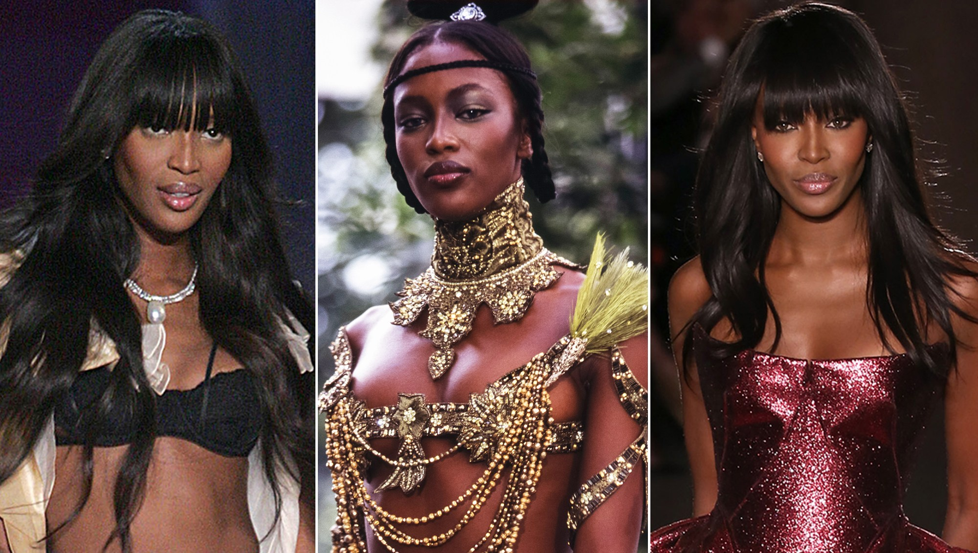 Birthday Girl Naomi Campbell's Best Runway Moments