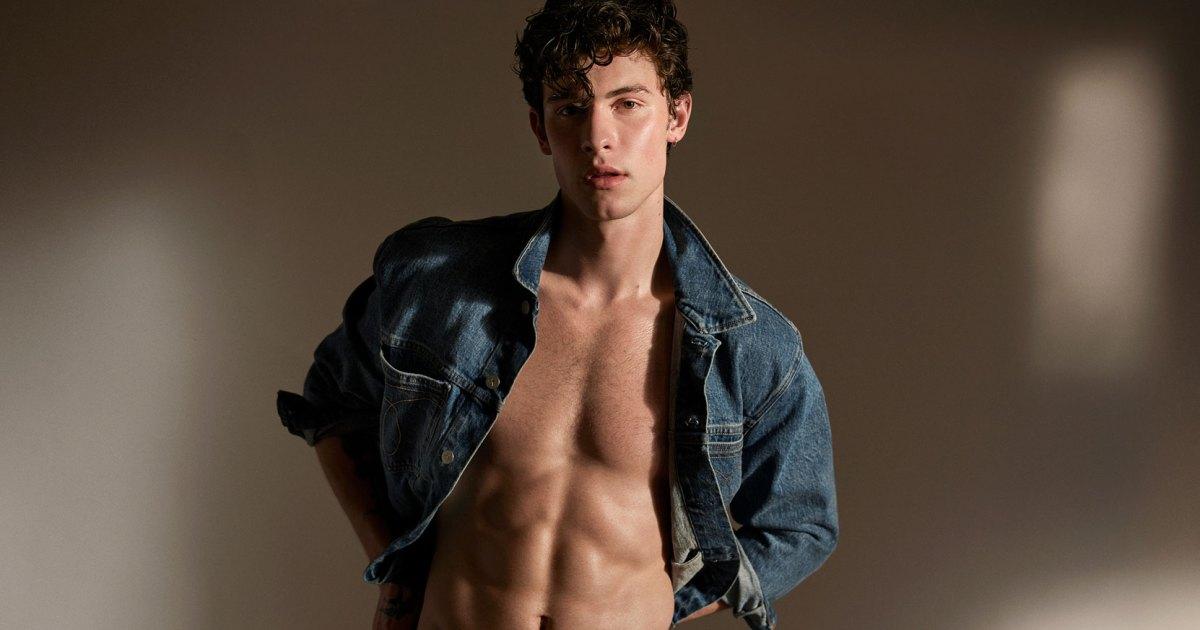 df7f7ed10 Shawn Mendes, Noah Centineo in Calvin Klein Underwear: Videos