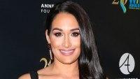 Nikki Bella Loved Seeing Ex John Cena Move On Shay Shariatzadeh