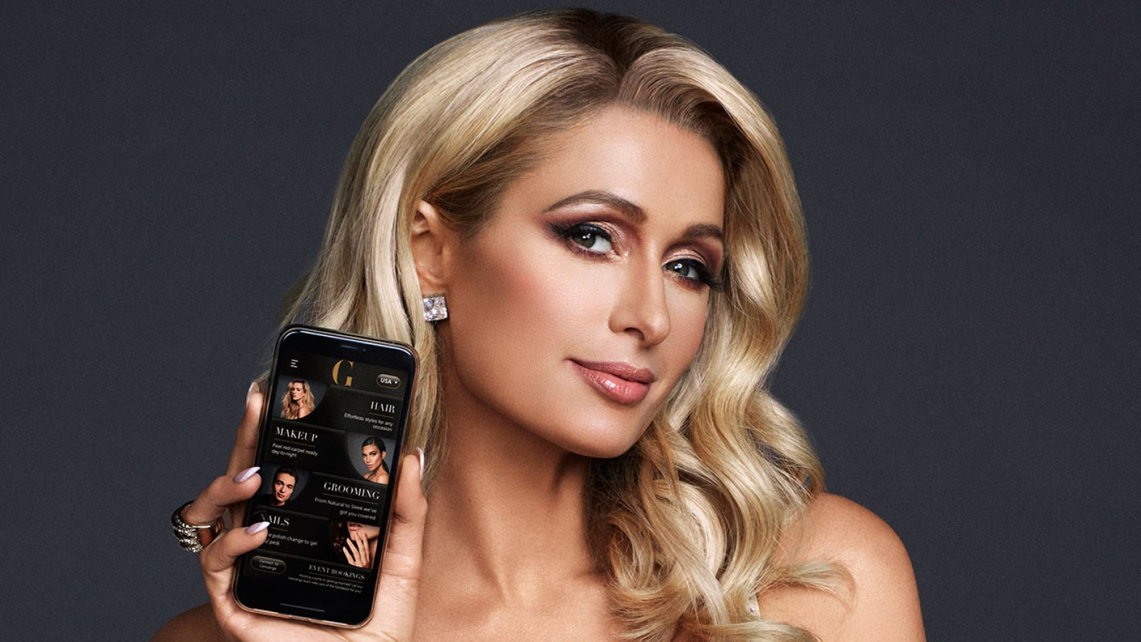 bfb3377bc1a9e Paris Hilton on Investing in The Glam App and the Fashion Advice She's  Exchanged With Kim Kardashian Over the Years