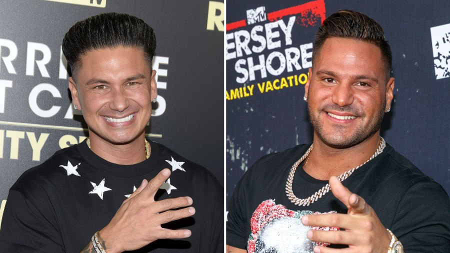 Pauly D Ronnie Ortiz Magro Putting Daughter First Amid Drama