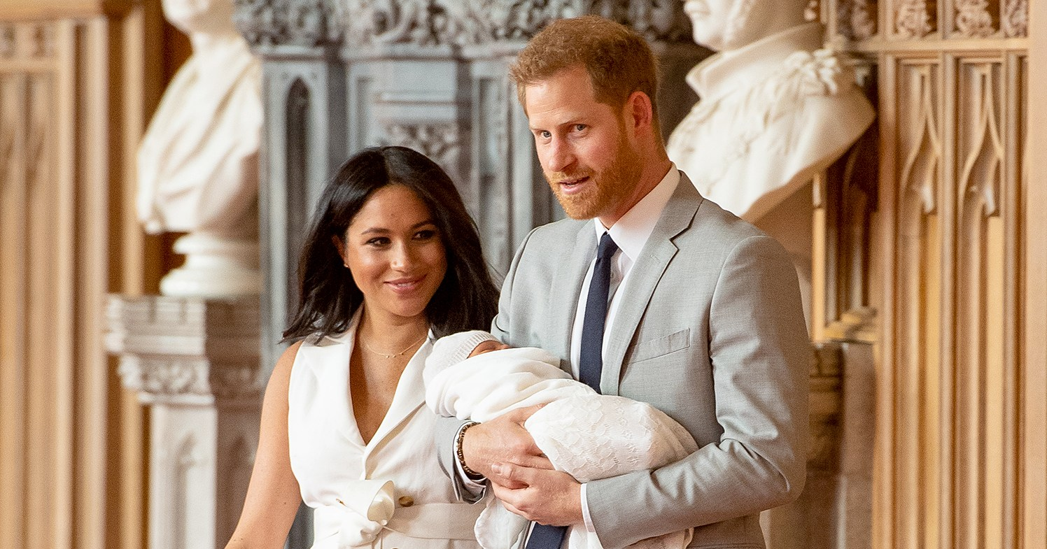 Why Prince Harry, Duchess Meghan's Baby Will Not Have Royal Title