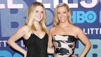 Reese Witherspoon Ava Phillippe Twins Big Little Lies Premiere